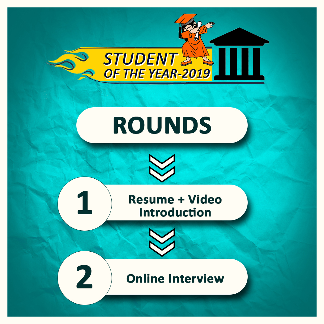 Student Of The Year Contest