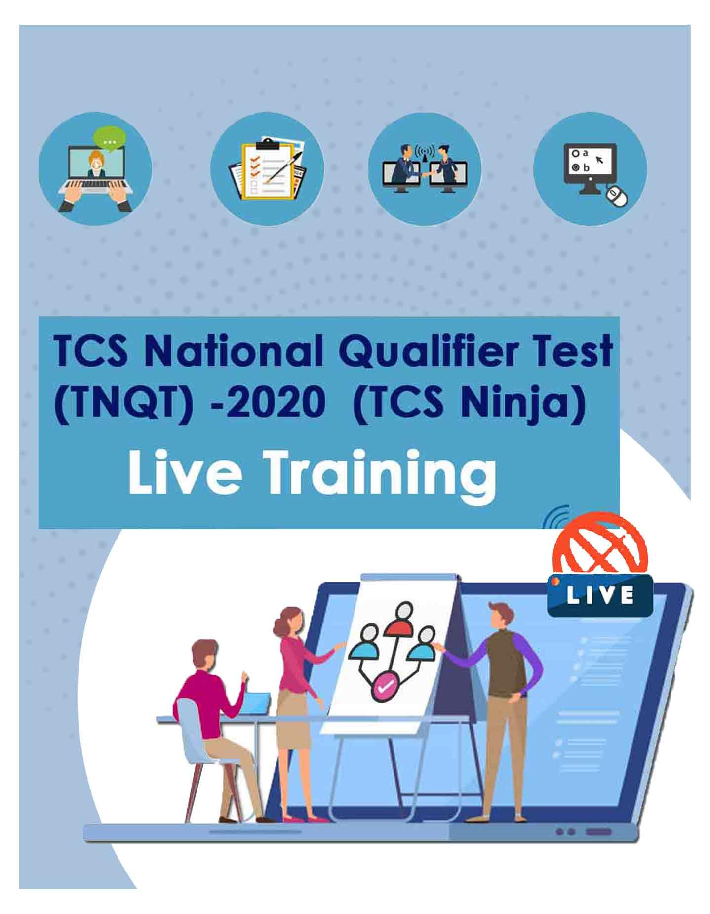 TCS NQT Ninja Live Training