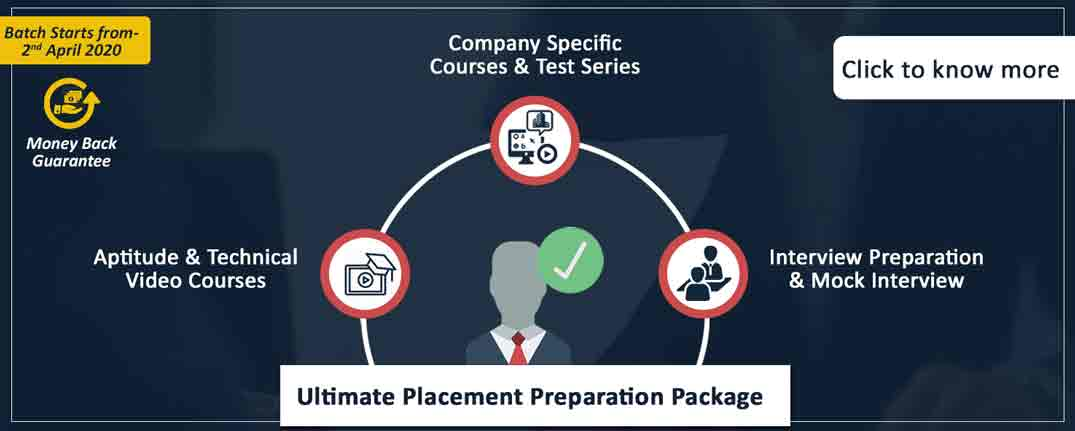 Ultimate placement Preparation Package
